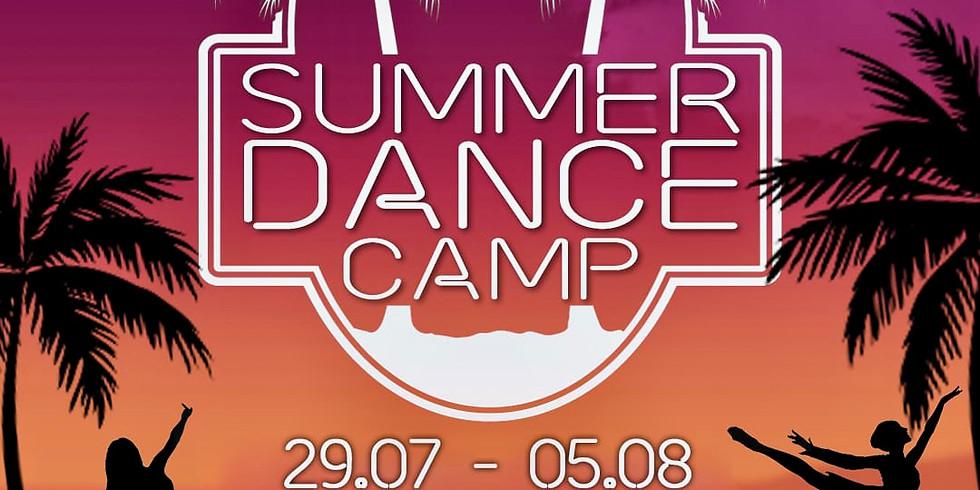 Summer Dance Camp 29.07.-05.08.21