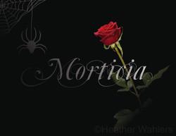 Morticia Logo