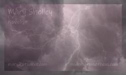 Mary Shelley Card