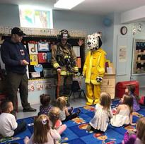 Fire Visit 1