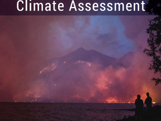 Climate impacts grow, and U.S. must act, says new report