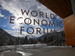 At Davos, bosses paint climate change as $7 trillion opportunity