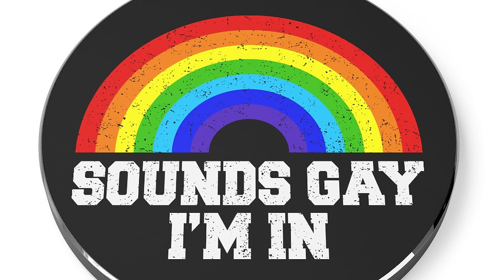 Sounds Gay....I'm In Version 1 Wireless Charger