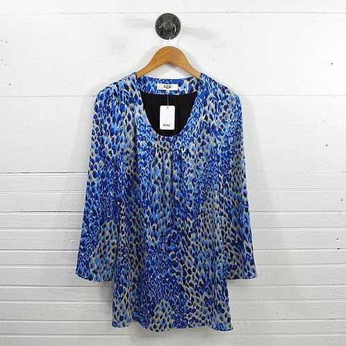 Tibi Silk Print Dress #163-20