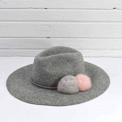 Echo Pom Pom Hat  #185-1
