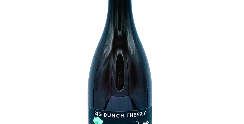 Patrice Beguet- Big Bunch Theory Go Together Blanc