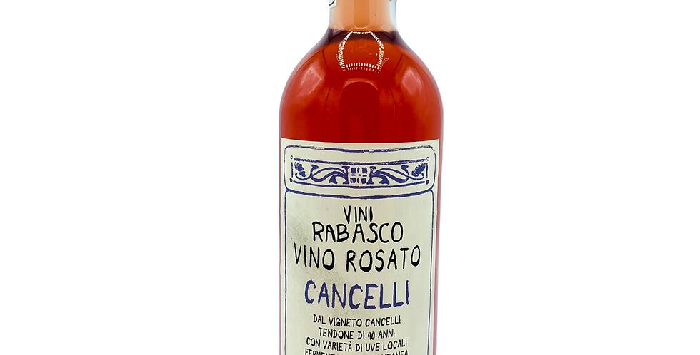 Societa Agricola Rabasco- Cancelli Rosato 2020