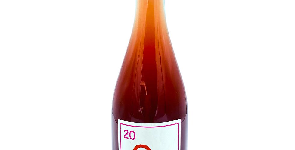 Calcarius- Frecciabomb Pet Nat Rosato 2020
