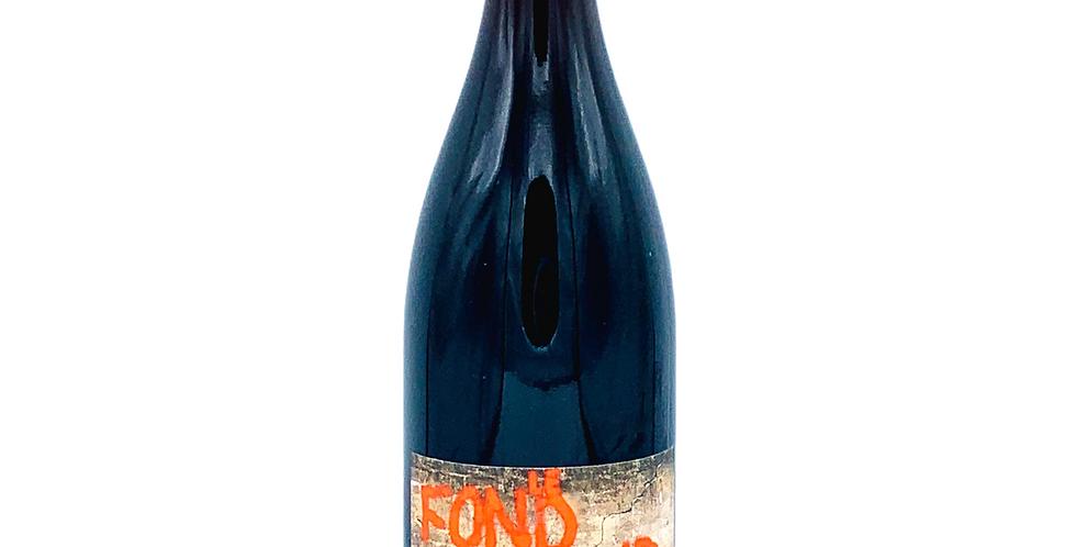 Domaine Des Foulards- Fond De L'air Est Rouge 2020