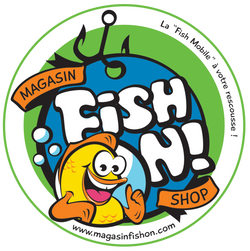 """Magasin """"Fish On""""! Shop"""