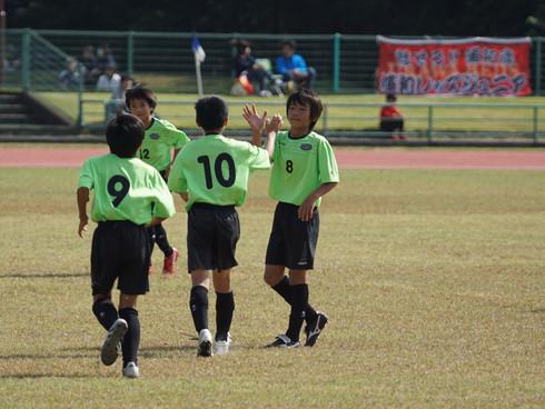 全日本少年サッカー大会 南部地区大会1~2回戦