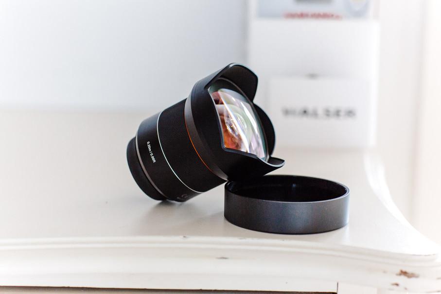 Produkt-Test SAMYANG AF 14mm F2.8 // Unboxing