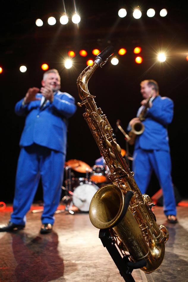 Groupe de jazz