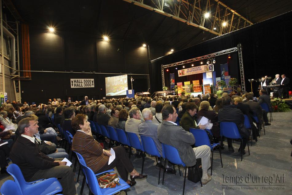 Cérémonie Conseil départemental Nord