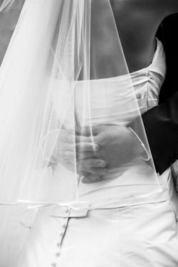 Photo maries en noir et blanc