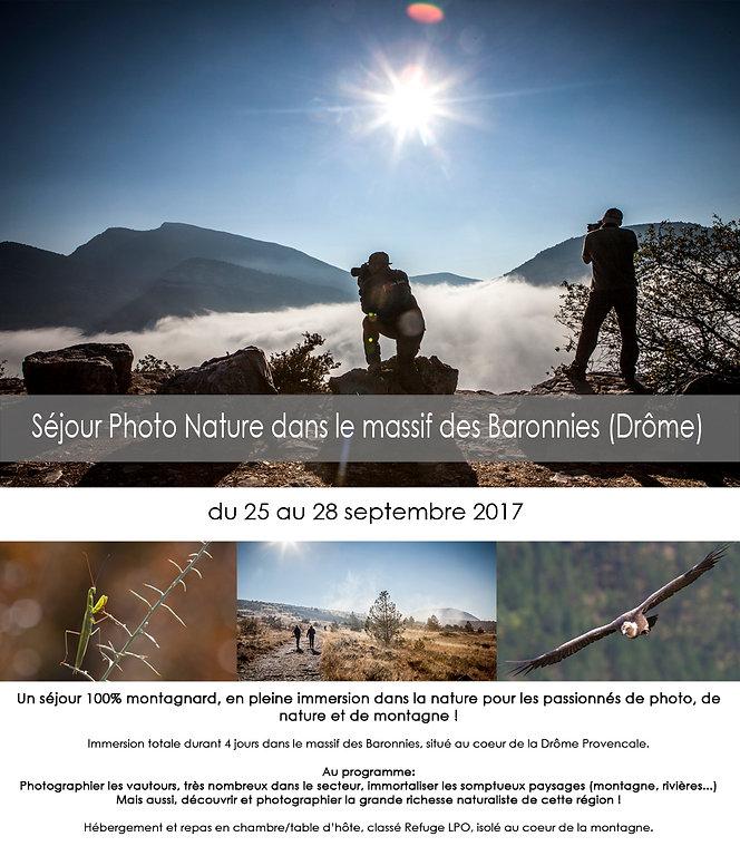 Séjour Photo Nature dans la Drôme