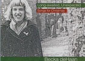 Becca DeHann CD