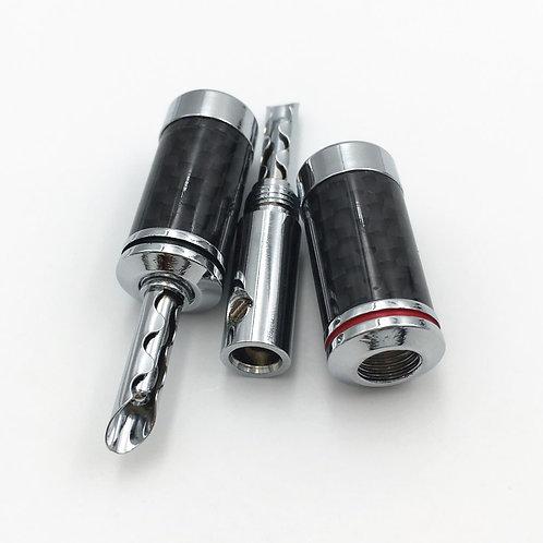 Audiotronics BFA 4mm zvočniški konektor