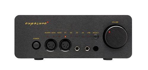 Exposure XM HP Headphone Amplifier