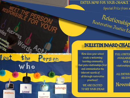 Enter our RF/RJE Bulletin Board CHALLENGE!!!
