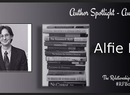 #RFBookClub Author Spotlight - Alfie Kohn