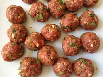 Meatball Mix 2.5kg