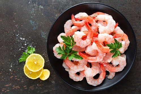 Shrimp 2 1/2 lbs.