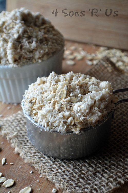 Oatmeal Muffin Mix 2.4kg