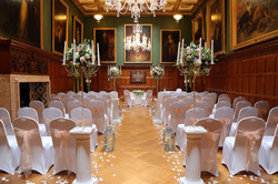 Shuttleworth House ceremony flowers
