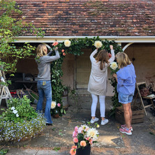 Eco friendly floristry