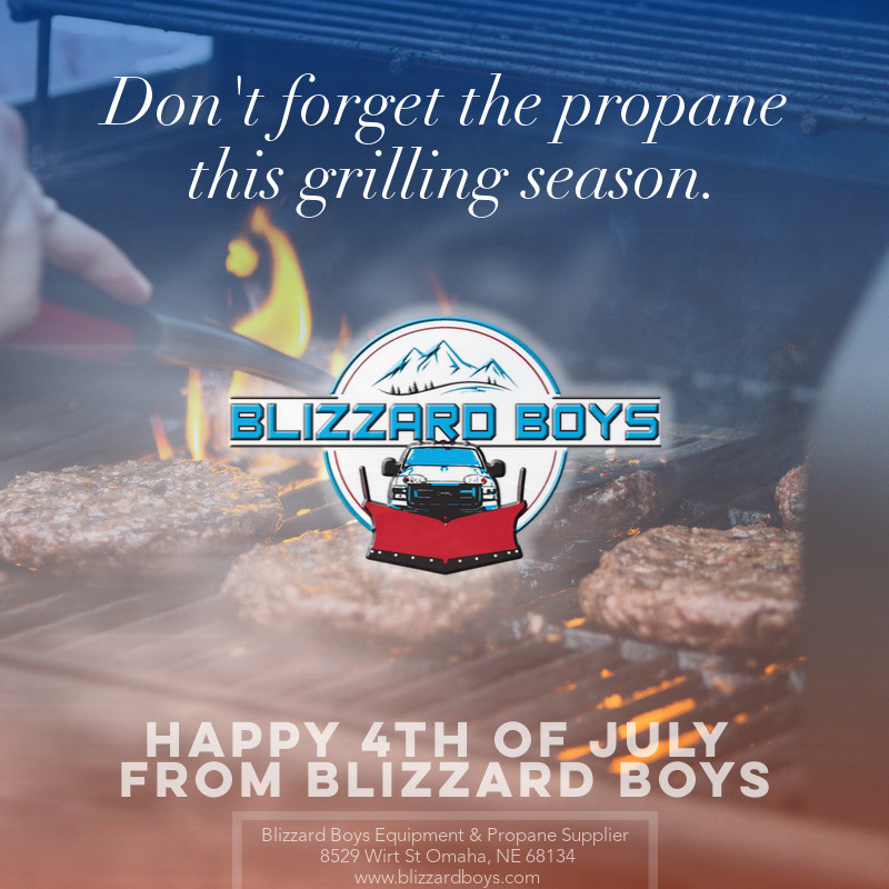 Blizzard Boys Authorized Wester Plow Dealer and Propane Refill Supplier in Omaha, NE