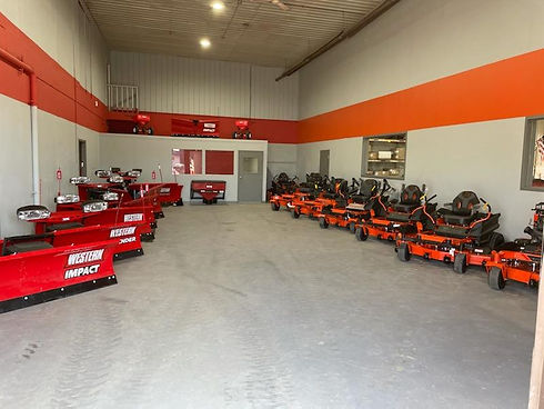 Snow Plows and Mowers for Sale in Omaha, NE