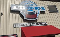 Blizzard Boys Snow Plow, Trailer, Truck Accessories Sales & Repair in Omaha, NE