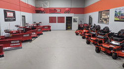 Rent Equipment and Engine Repair Services
