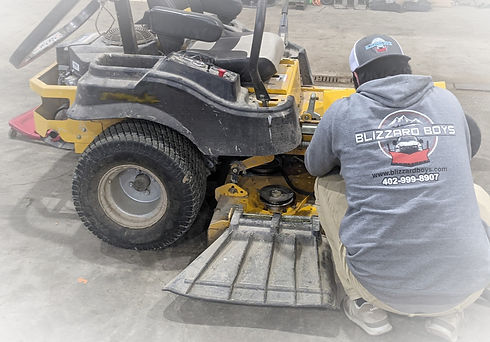 Plow & Small Engine Repair Services in Omaha, NE
