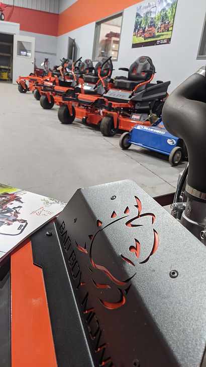 Blizzard Boys Western Plow Dealer & BadBoys Mowers in Omaha, NE