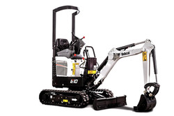e10 compact excavator and equipment rental