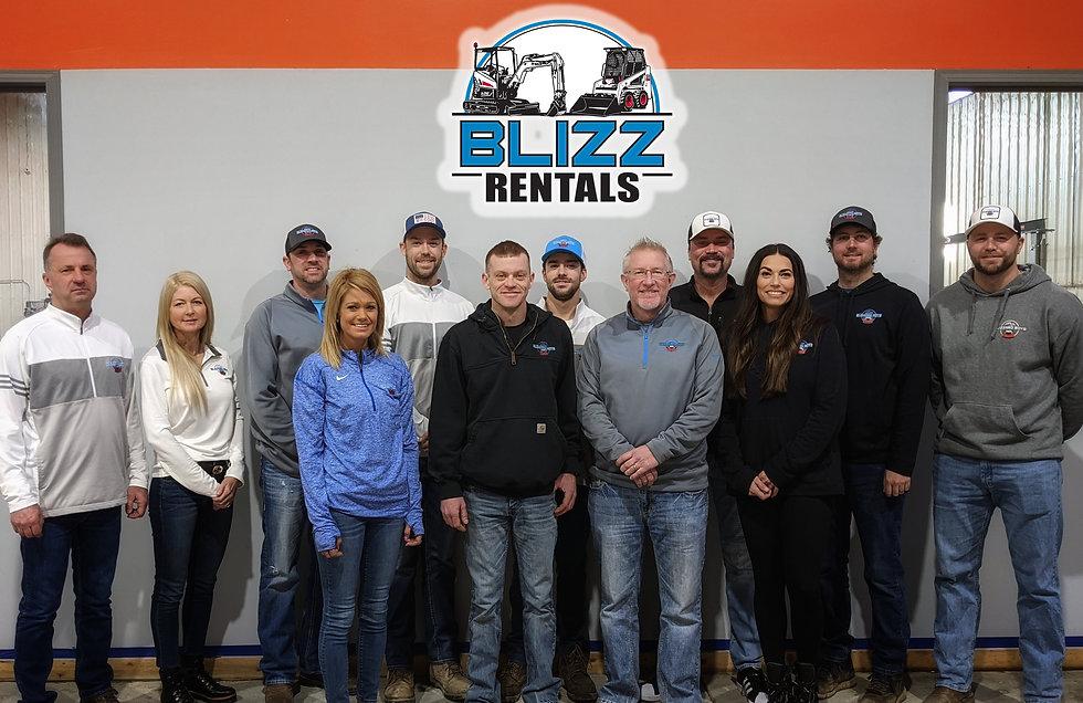 Blizz Rentals Rent Equipment In Omaha