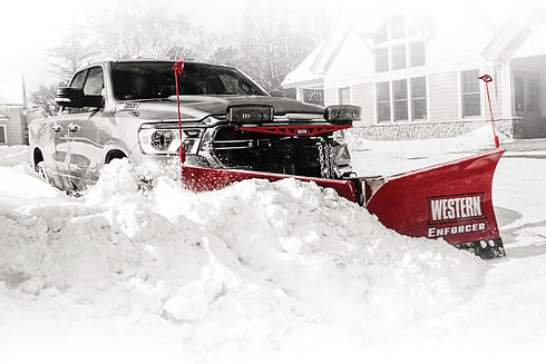 Snow Plow and Mower Parts