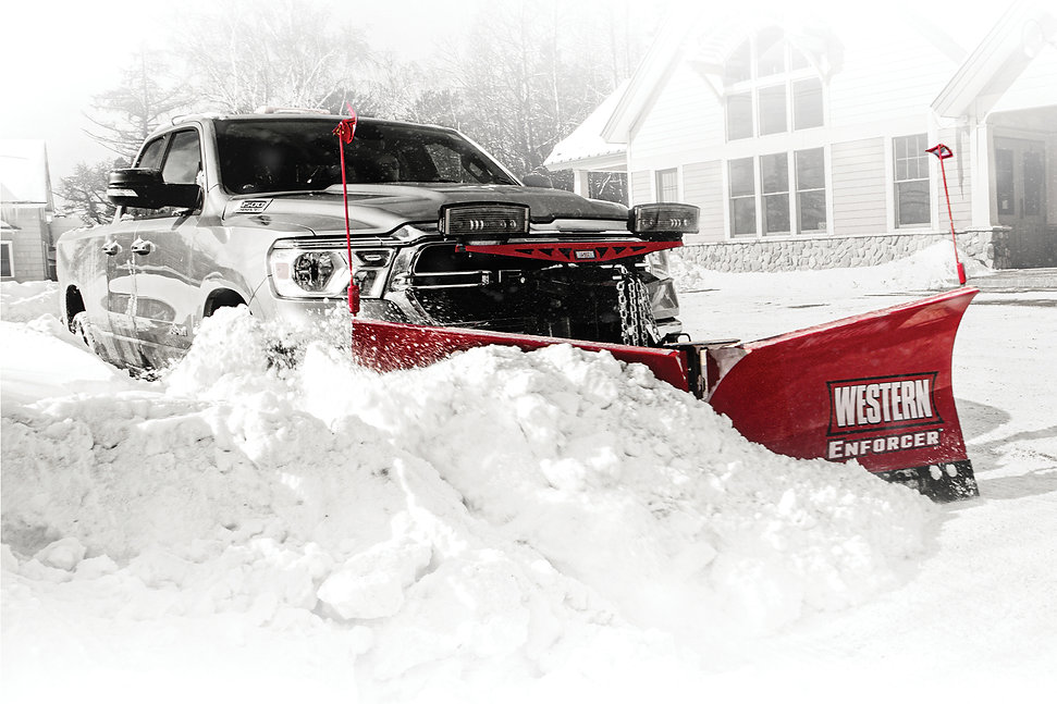 Snow Plow Sales and Repair Services in Omaha, NE