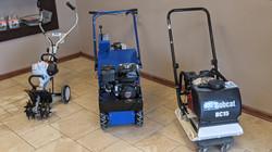 Mower and lawn equipment rental and repair services in Omaha, Nebraska