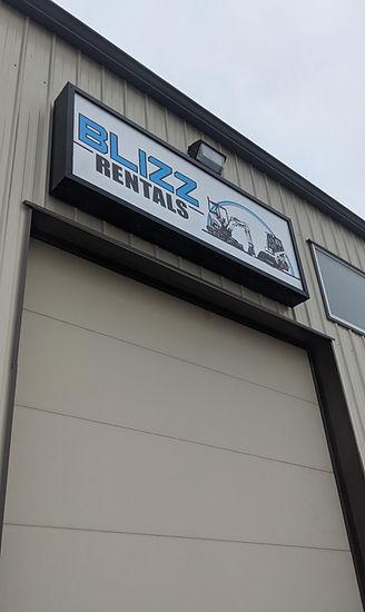 Blizz Rental Equipment in Omaha, NE