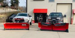 Blizzard Boys Western Plow Dealer and Snow Plow Sales