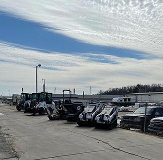 Equipment Rental and Repair Services Omaha, NE