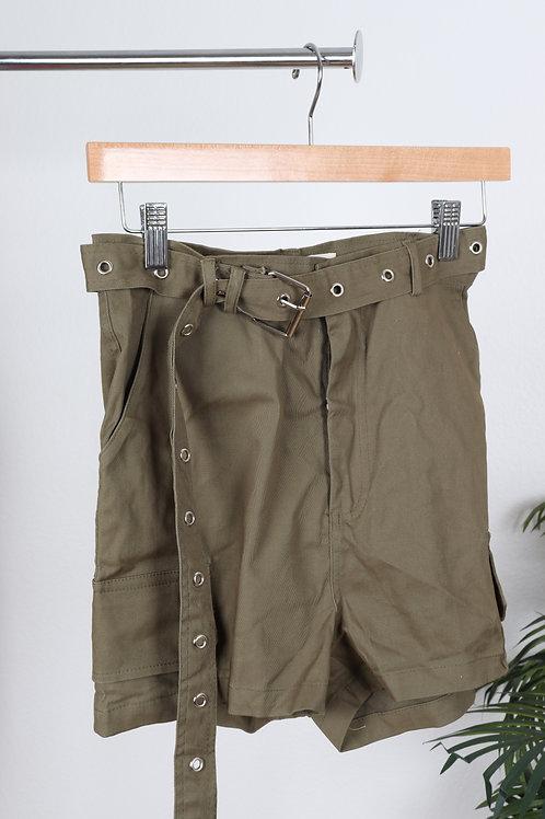Green Crago Shorts | sm