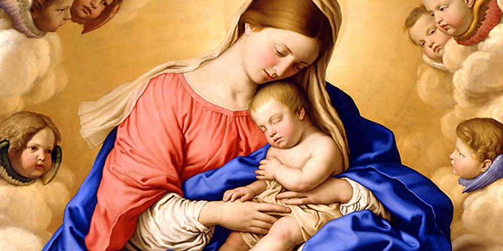 Uroczystośc Świętej Bożej Rodzicielki