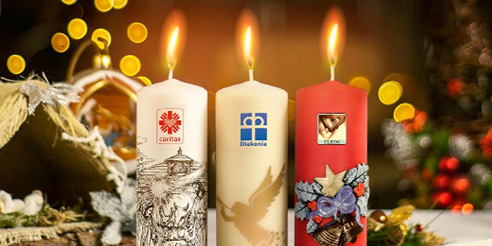 Świece Caritas