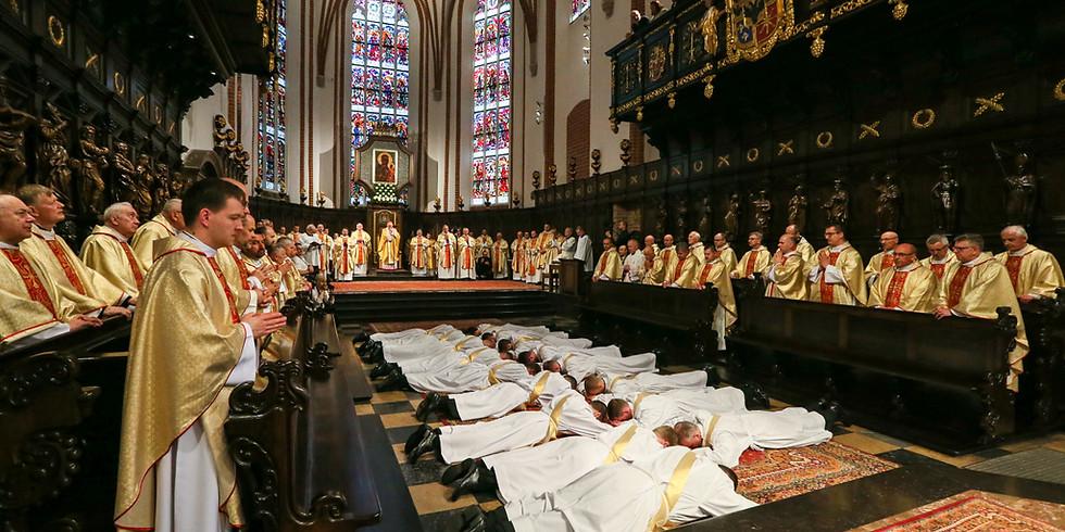 Święcenie kapłańskie