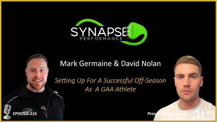 David Nolan & Mark Germaine