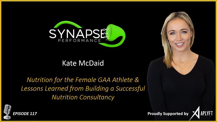 Kate McDaid